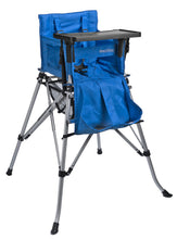 One2Stay戶內外兩用摺疊高腳餐椅/One2Stay 2ways Portable Highchair Blue , One2Stay香港澳門總代理