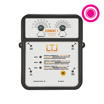 ELEMENT1 Analog Atmosphere Control, 4-outlets
