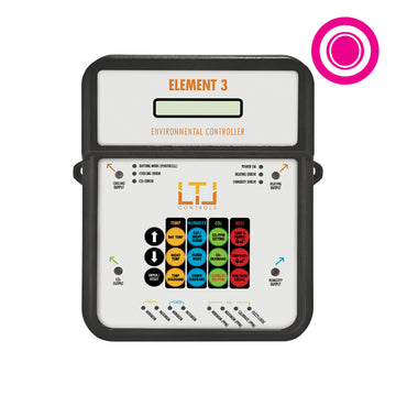 ELEMENT3 Deluxe Digital Atmosphere Controls, 4-outlets