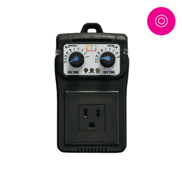 STAGE1 Analog recycle timer, single outlet