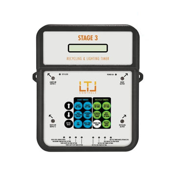 STAGE3 Combination Recycling & Lighting timer,4-outlet