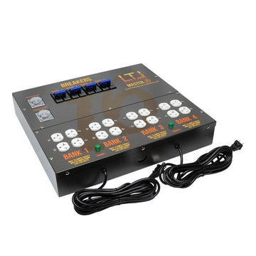 Master 16 Light Lighting Controller With Timer