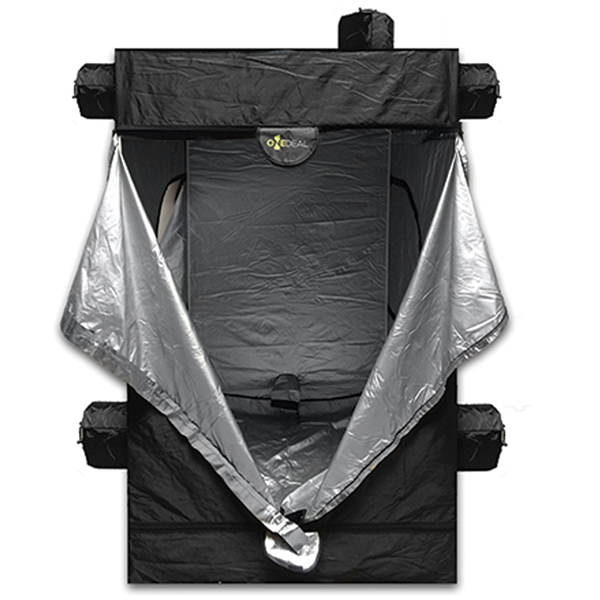 OneDeal 4x4 Grow Tent Inside
