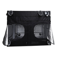 "10' x 10' x 6'11"" Grow Tent with Extension"