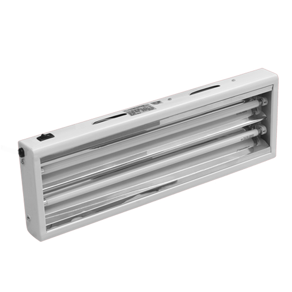 LuxStar 2 Foot T5 Fluorescent Grow Light Fixture