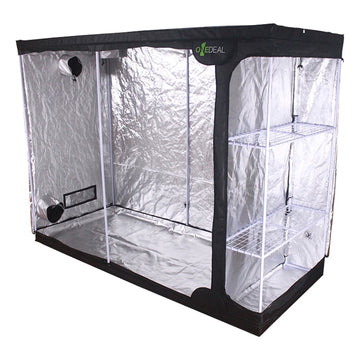 "VegFlower 9' 2.4"" x 4' Grow Tent"