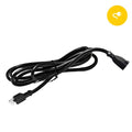 120V 14 Gauge Extension Power Cord