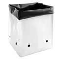 Small Black & White Grow Bags