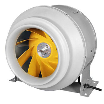 3 Speed Industrial In-Line Duct Fan