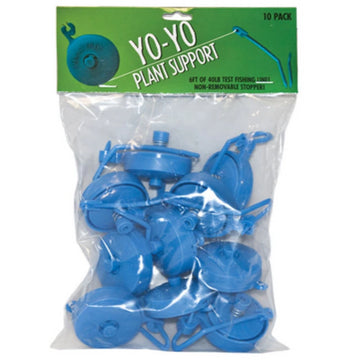 Yo-Yo Plant Supports 10 Pack