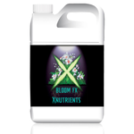 X Nutrients Bloom FX Bud Enhancer 2.5 Gallons