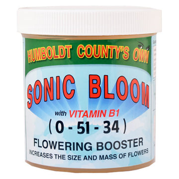 Sonic Bloom With Vitamins
