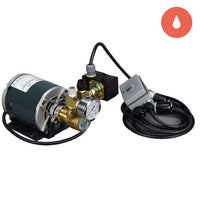 GrowoniX High Pressure Booster Pump