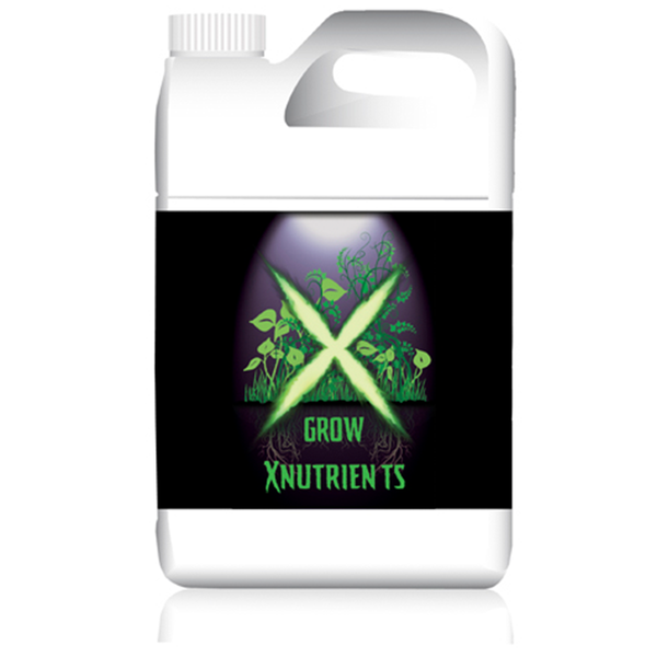 X Nutrients Grow Nutrients 2.5 Gallons
