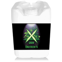 X Nutrients Grow Nutrients 5 Gallons
