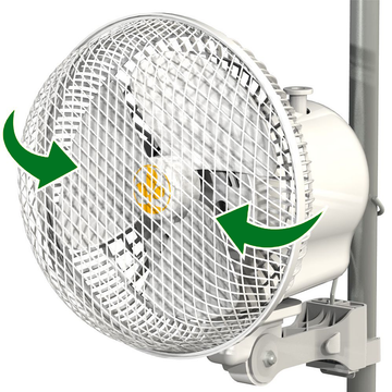 Oscillating 20W Monkey Fan