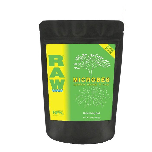 NPK Industries NPK RAW Microbes Grow Stage