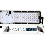 Scynce LED Raging Kale LED Grow Light Up Close