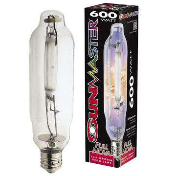 600 Watt HPS/MH Conv. Full Nova 6000K Grow Lamp