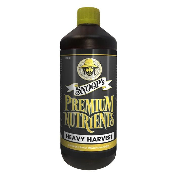 Snoop's Premium Nutrients Heavy Harvest 0-8-8