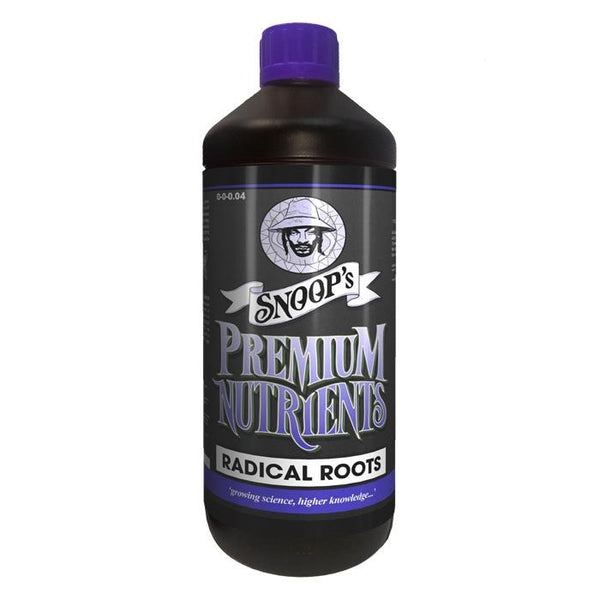 Snoop's Premium Nutrients Radical Roots 0-0-0.04