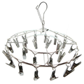 Hanging Metal Clip Drying Rack
