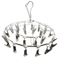 Grow1 Hanging Metal Clip Drying Rack