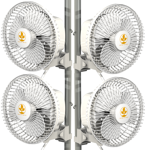 Secret Jardin 16W Monkey Fan 4 Pack