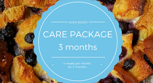 Care Package - 3 month plan