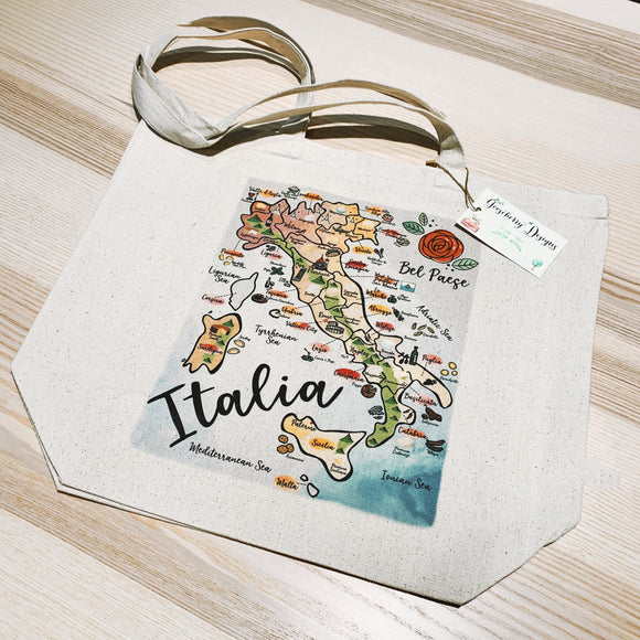 Italy Tote