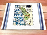 Big Sur Map Tote