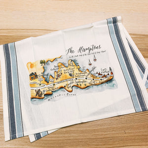Hampton Bay Map Tote