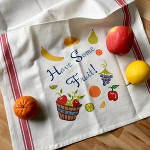 Have Some Fruit Kitchen/Tea Towel