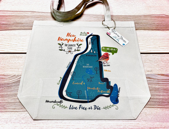 New Hampshire State Tote