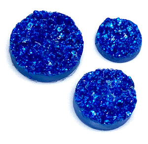 Atlantic -8mm/10mm/12mm Druzy