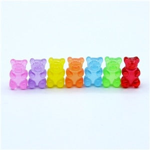 Gummy Bears (Multiple colors available) Resin