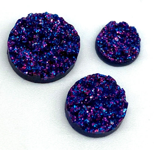 Galaxy Sparkle-8/10/12mm Druzy