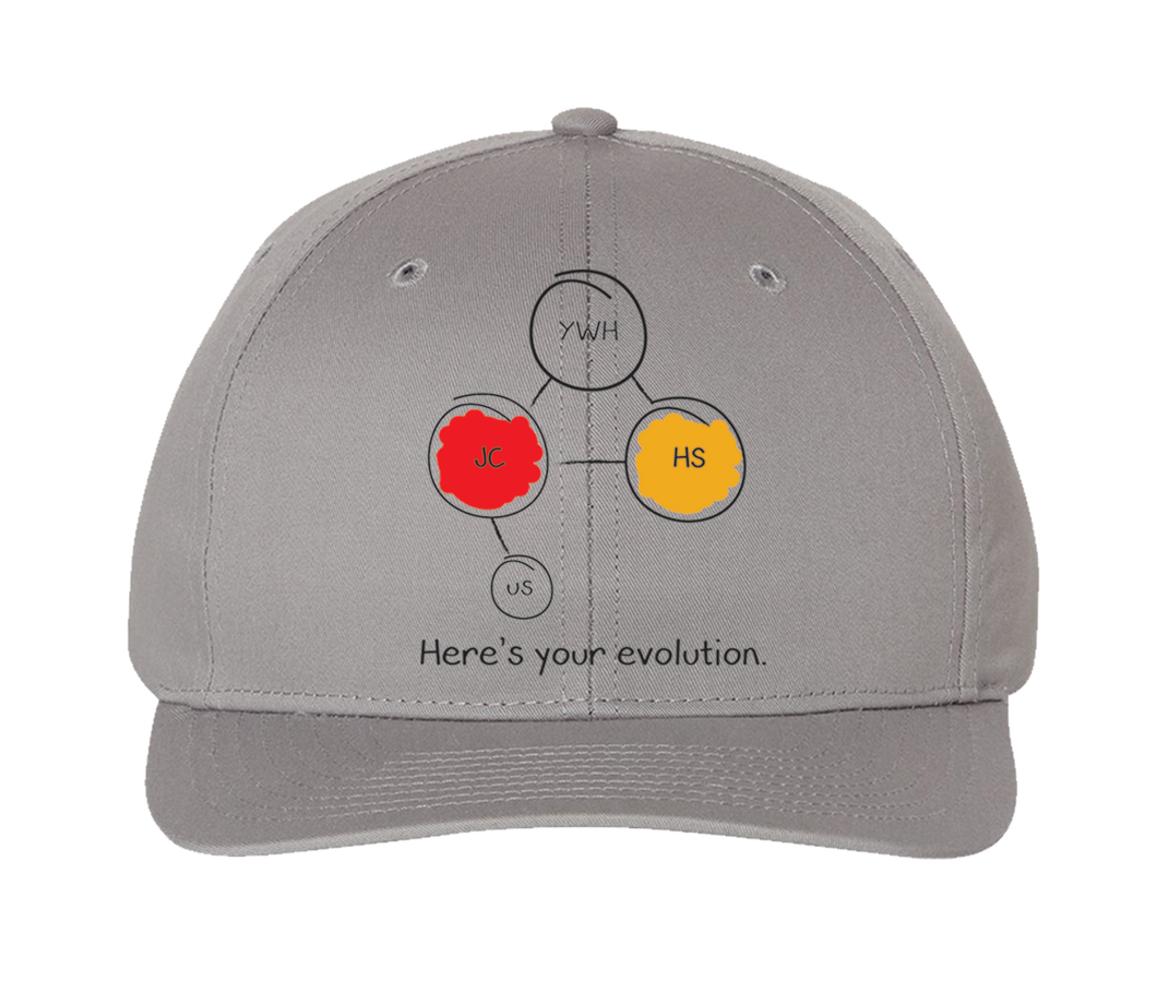 Evolution Hat [Gry]