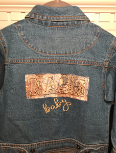 NASH Baby- Denim Jacket