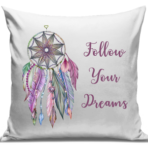 Follow Your Dreams Cushion Cover