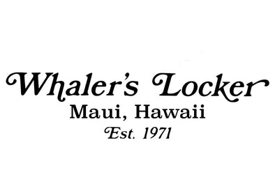 Welcome to Whaler's Locker!