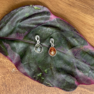 Baltic Amber Pendant- Style 8