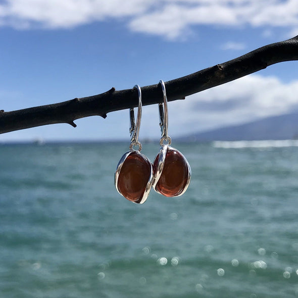 Baltic Amber Earrings- Style 6