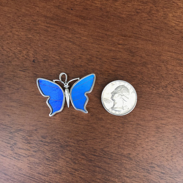 Small Butterfly Design Pendant