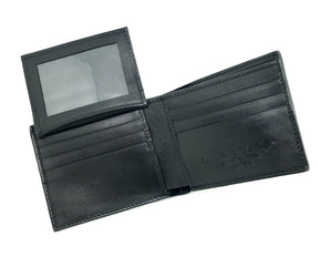Stingray Leather Billfold Wallet