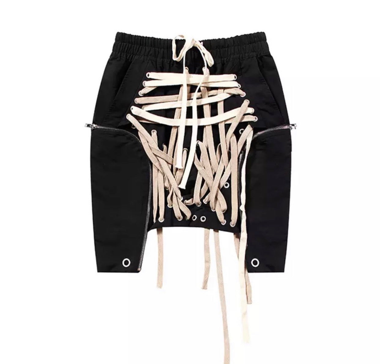 LACED UP Skirt / Bottom