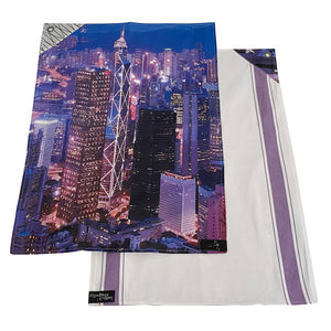 City Tea Towel Set