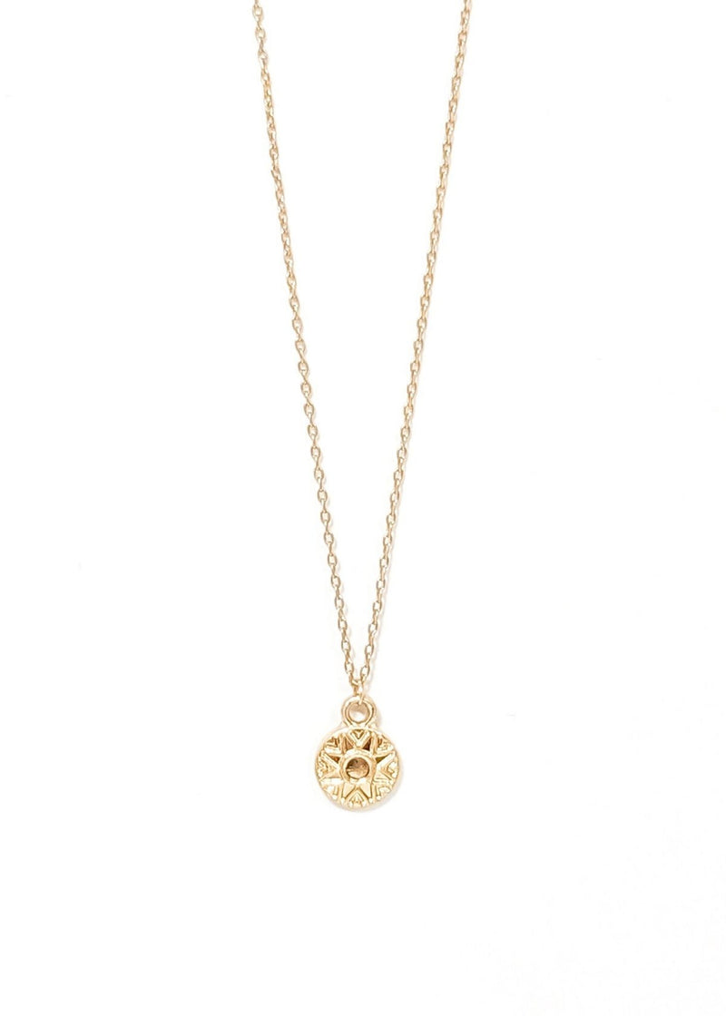 Simone Gold Necklace