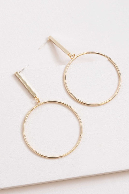 Beau Monde Drop Earrings
