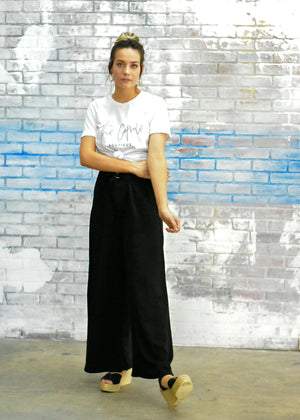 Blaire Wide Leg Pants - The Capsule